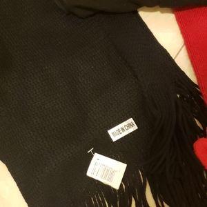 Vintage Accessories - Vintage 4 scarves & 1 red gloves